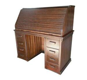 Roll Top desk Bassendean Bassendean Area Preview