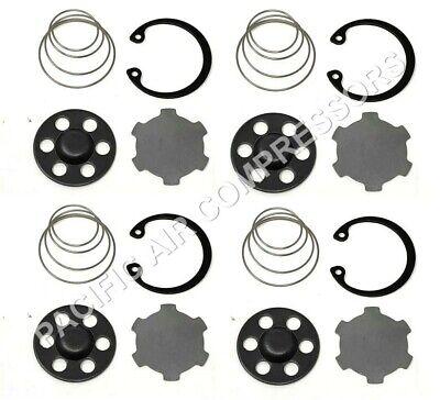 4 Sets- Dewalt 5130165-00 Discharge Valve Assembly Air Compressor Parts