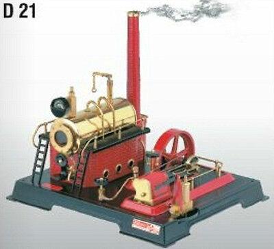 Wilesco Dampfmaschine D 21 Dampfmaschine Wilesco 00021  X