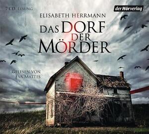 Das Dorf der Mörder von Elisabeth Herrmann (2013) 7 CD´s 9 Std.13 1 x abgespielt