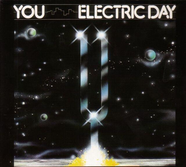 YOU - ELECTRIC DAY  CD NEU