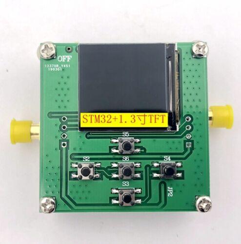 HMC833 25M-6GHZ RF Signal Source Sweep Source STM32 Control +1.3TFT board