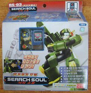 TAKARA ROCKMAN ROCK MAN EXE RS-03 SEARCH SOUL Figure with Battle Chip Sonokong