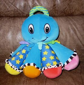 Lamaze musical octopus and puppy