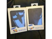 Samsung galaxy tab s 8.4 simplecover and bookcover