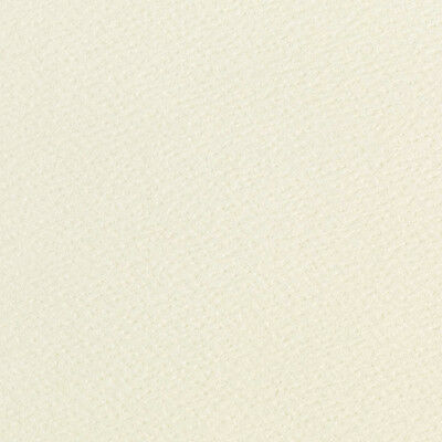 50 SHEETS A4  IVORY HAMMER TEXTURED PAPER 120GSM ACCENT FRESCO CREME
