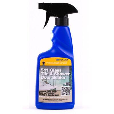 Miracle Sealants 511 Glas Kachel & Tür Dusche Vakuumiergerät 473ml -