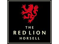 CLEANER - PART TIME - THE RED LION, HORSELL, NR WOKING - £8.50/HR PLUS BENEFITS