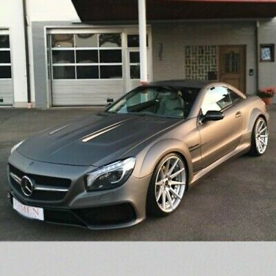 MERCEDES SL R230-R231 CONVERSION WIDE BODY KIT 2001-2011 NEW