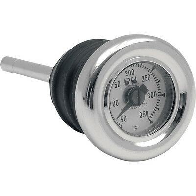 Oil Temperature Gauge Dip Stick For Harley Electra Glide/ Classic/ Sport/ Ultra