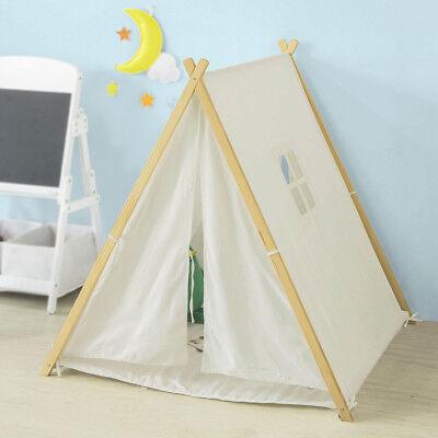 B-Ware Spielzelt Zelt für Kinder mit Fenster Spielhaus Kinderzelt OSS02-W-bwaren ()