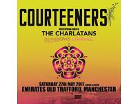 Courteeners Tickets x 2 Manchester 27th May