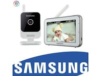 10PCS AVAILABLE - SAMSUNG REALVIEW HD WIRELESS TWO-WAY TALK VIDEO BABY CCTV MONITORING SYSTEM - UK