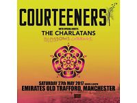 2X Courteeners Standing Tickets Emirates Old Trafford