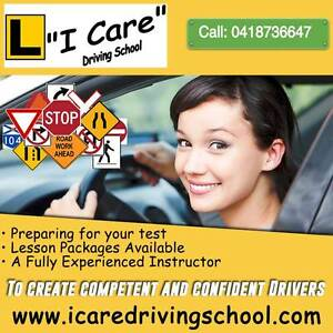 I CARE DRIVING SCHOOLS Windaroo Logan Area Preview