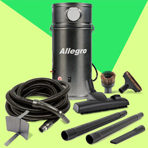 NEW Central Vacuum kit for Boat, Marine, RV, or Bus Vac!