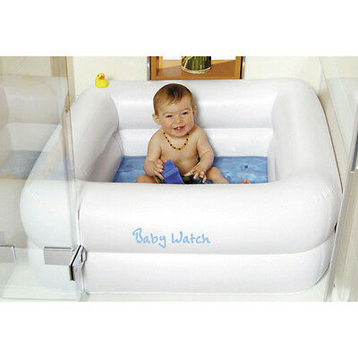 Babypool 85x85 Planschbecken Baby Watch Kinder Badewanne Dusche Wanne Pool