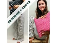 You're going to feel SO proud of yourself by the end of this day! Sewing class for Beginners