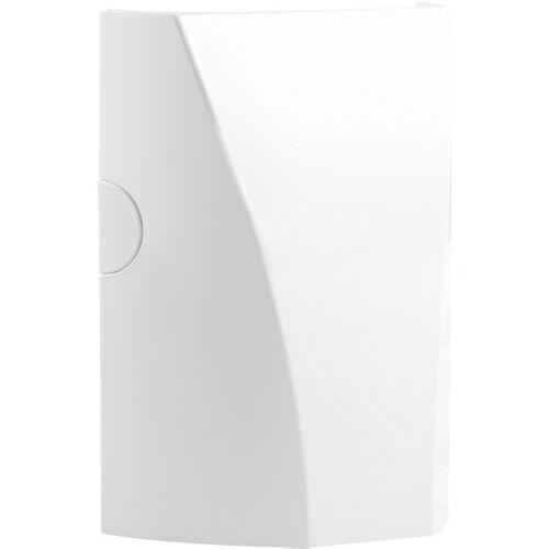 RAB Lighting SLIM12 LED 12 Watt Cool 5000K Wallpack White