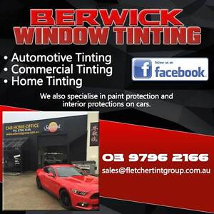 The Tint Joint Berwick Casey Area Preview