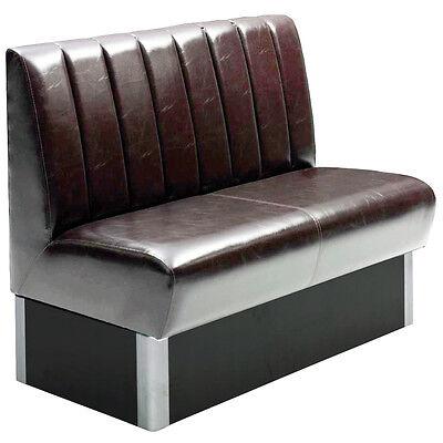 Gastronomie Sitzbank Amerikan Dinerbank auch Gastro Gewerbe Stuhlen und Tische