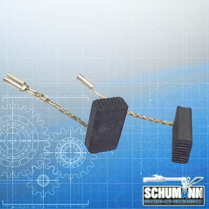 Kohlebürsten für Bosch GWS 1000 / GWS 10-125 / GWS 10-150 / GWS 11-125 /GWS 1400