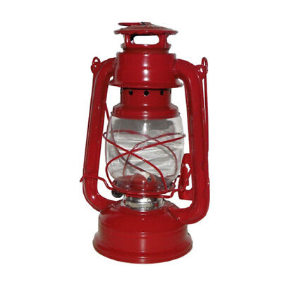 Stall-Laterne Petroleumlaterne 25cm Lampe Öllampe Sturmlaterne Petroleumlampe