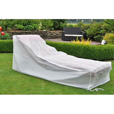 Schutzhülle Garten Möbel wasserdichte Abdeckung Regenschutz Stapel Stuhl Sessel