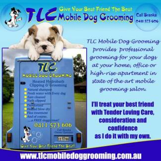 Mobile dog clipping in queensland gumtree australia free local tlc dog grooming solutioingenieria Choice Image