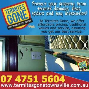 Termites Gone Deeragun Townsville Surrounds Preview