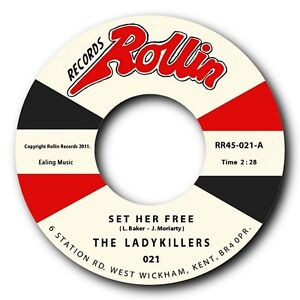 THE-LADYKILLERS-SET-HER-FREE-b-w-AVALANCHE-GREAT-DOUBLE-SIDED-BLAST
