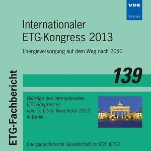 Internationaler ETG-Kongress 2013 (2013, CD)