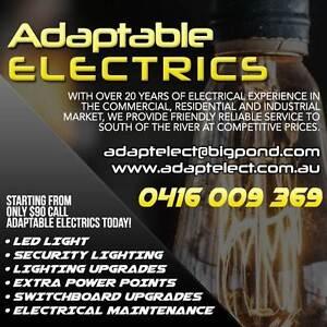 ADAPTABLE ELECTRICS Casuarina Kwinana Area Preview