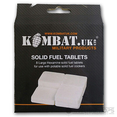 Kombat UK Kochen Herdplatte Hexamine Kraftstoff Tablett… | Nicht zutreffend