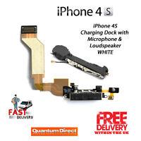 Iphone 4s Ricambio Di Ricarica Dock Assemblaggio + Microfono & Forte -  - ebay.it