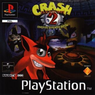 Crash Bandicoot 2 PS1 Game (WANTED) Ashfield Bassendean Area Preview