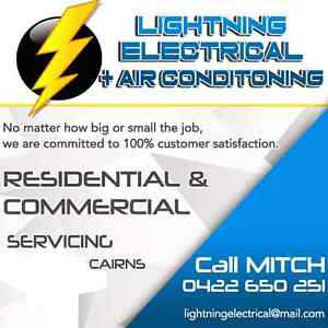 Electrical / Electrician Cairns Cairns City Preview