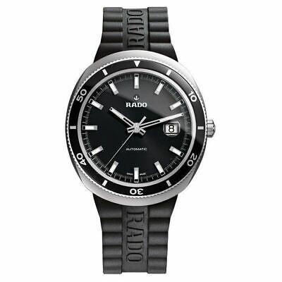 Rado D-Star 200 Men's 42mm Rubber Strap Automatic Watch R15959159