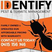 IDENTIFY PEST AND TERMITE MANAGEMENT Riverstone Blacktown Area Preview