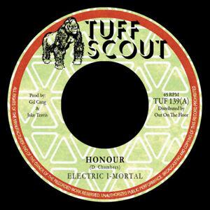 Electric I-Mortal - Honour NEW!!! Tuff Scout 139 7
