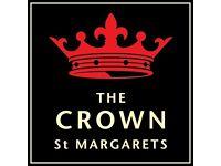 Chef de Partie - Gastro Pub - Near Twickenham, Middlesex - up to £10/hr + great tips