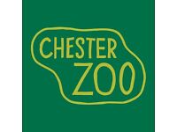 Trip to Chester zoo and hotel stay for 4