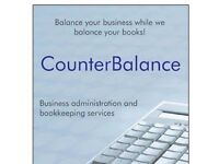 Business administration and bookkeeping services