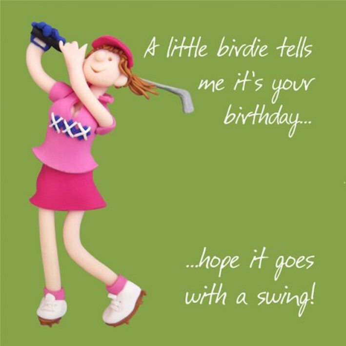 FUNNY CHICK HAVE A EGGCELLENT  BIRTHDAY BIRTHDAY CARD 1STP/&P