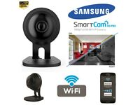 10PCS AVAILABLE - SAMSUNG SMARTCAM HD HOME & PET SECURITY CCTV MONITORING WIFI VIDEO CAMERA