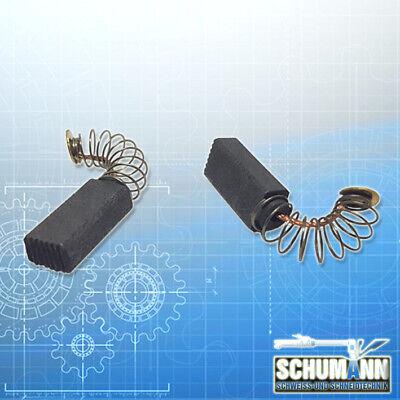 2x Schleifkohle Kohlebürste 5x8x15mm für Bosch UBH 2//20 RLE GBH 2-20 REA