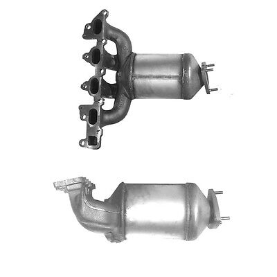 BM Cats VAUXHALL ASTRA Catalytic Converter Exhaust 91021H 1.8 9/2000-9/2004