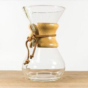 Chemex Pour Over Coffeemaker - 6 cup