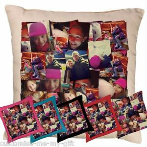 Photo-Collage-Cushion-colour-Chioce-Photo-Pillow-Add-Text-Upto-20-pics