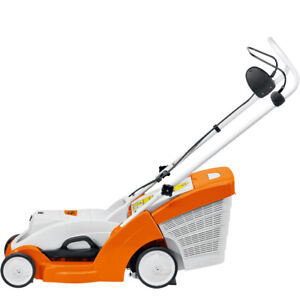 STIHL RMA 370 Lithium-Ion Lawn Mower & Quick Charger & Battery
